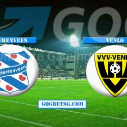 Prediction Heerenveen vs Venlo – 24/4/2019 Football Betting Tips