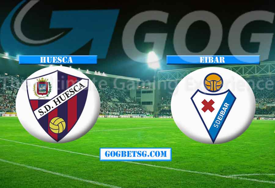Prediction Huesca vs Eibar – 24/4/2019 Football Betting Tips