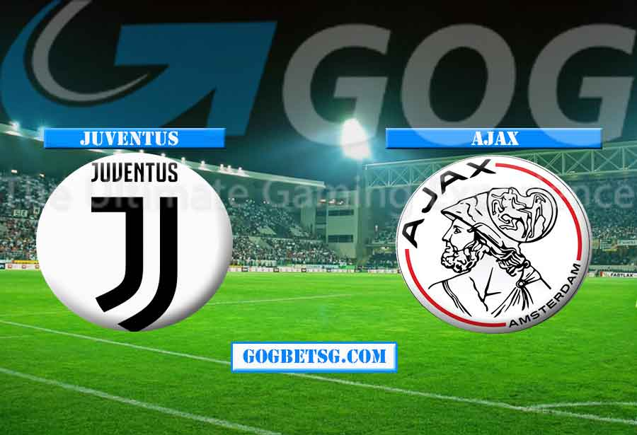 Prediction Juventus vs Ajax – 17/4/2019 Football Betting Tips
