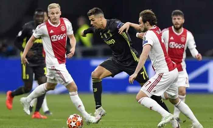 Prediction Juventus vs Ajax – 17/4/2019 Football Betting Tips2