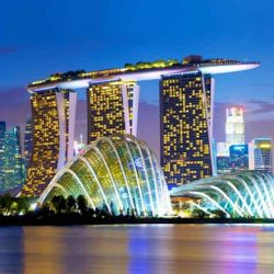 (Marina Bay Sands)The cost to come the casino traditional increase 50% in singapore