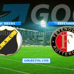 Prediction NAC Breda vs Feyenoord – 25/4/2019 Football Betting Tips