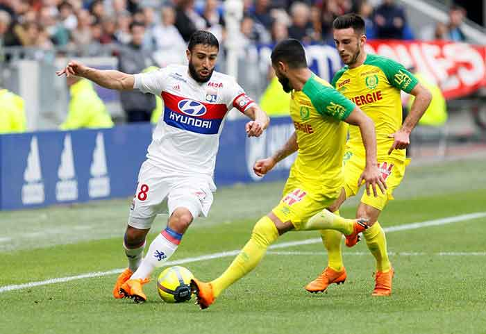 Prediction Nantes vs Lyon – 13/4/2019 Football Betting Tips2