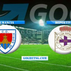 Prediction Numancia vs Deportivo - 27/4/2019 Football Betting Tips1