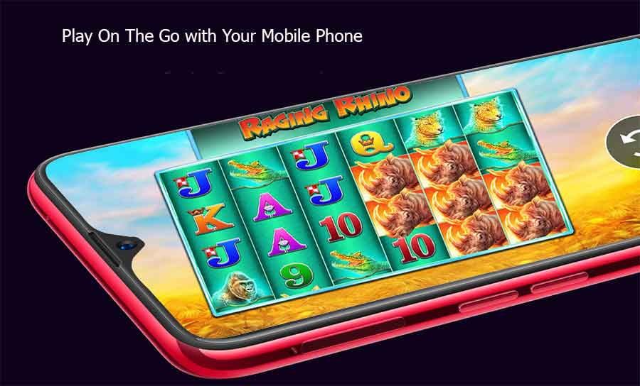 Play On-The-Go with Your Mobile Phone