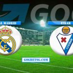 Prediction Real Madrid vs Eibar – 6/4/2019 Football Betting Tips