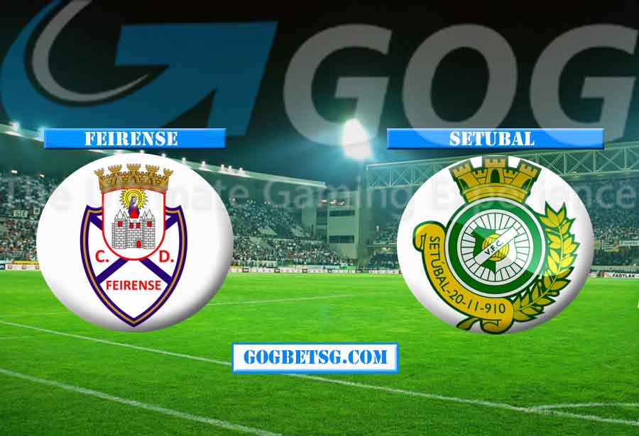 Prediction Feirense vs Setubal - 2/4/2019 Football Betting Tips