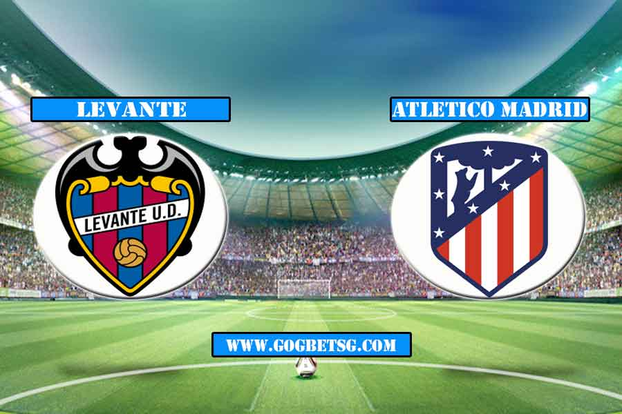 Prediction Levante vs Atletico Madrid – 18/5/2019 Football Betting Tips