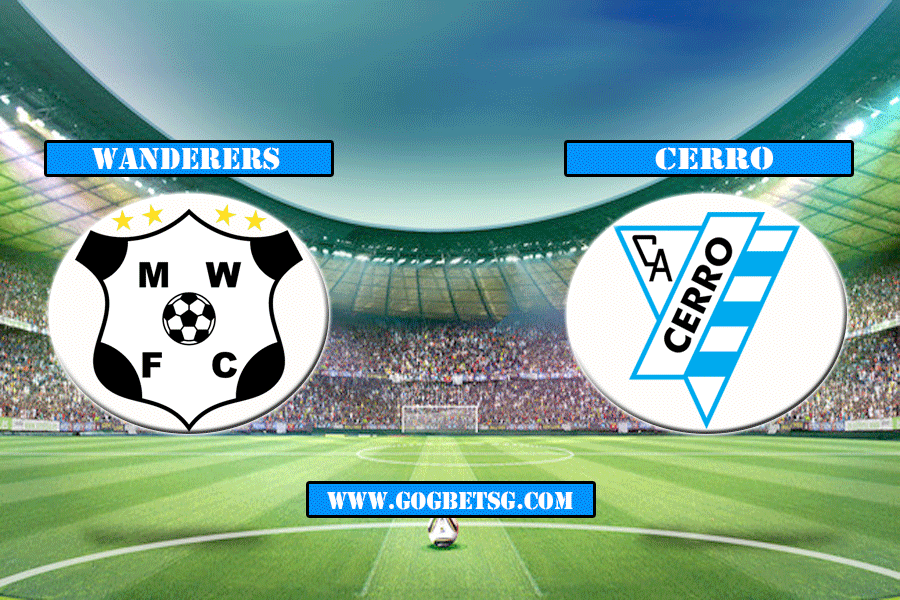 Prediction Wanderers vs Cerro – 19/5/2019 Football Betting Tips