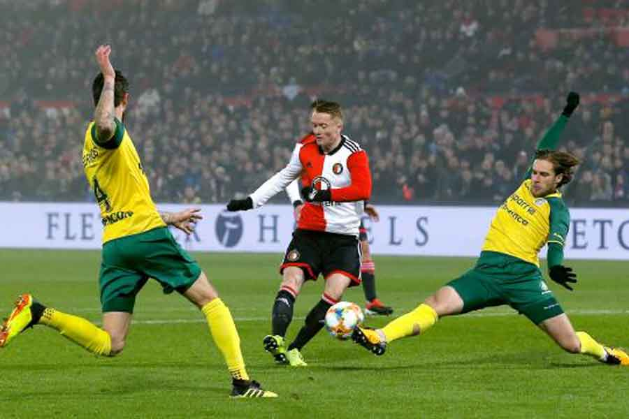 Prediction Fortuna Sittard vs Feyenoord – 16/5/2019 Football Betting Tips3