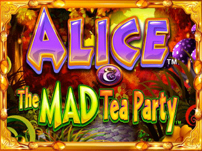 Alice & The Mad Tea Party slots