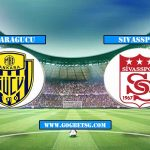 Prediction Ankaragucu vs Sivasspor – 21/5/2019 Football Betting Tips