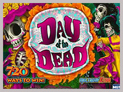 Day of the Dead Slots Machine