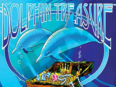 Dolphin Treasure Slot Machine Free Play