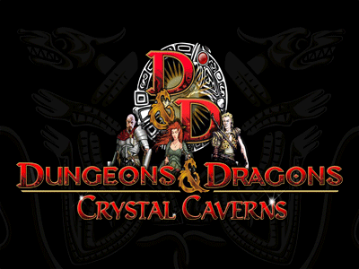 Dungeons & Dragons Crystal Caverns