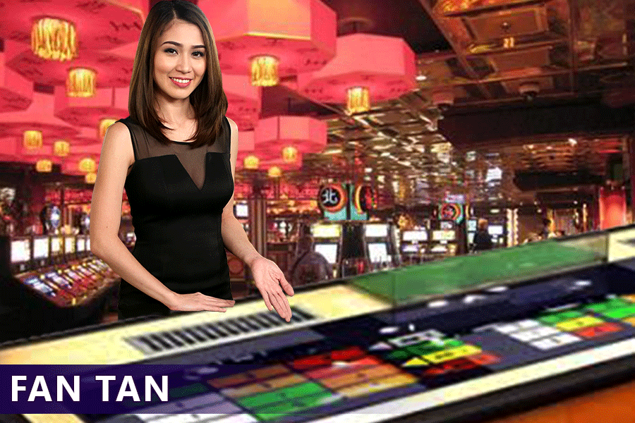 live dealer fan tan