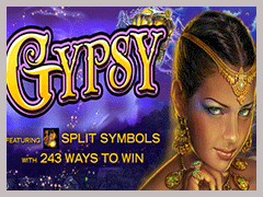 Gypsy Online Slot Machine
