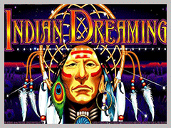 Indian Dreaming Slots Machine