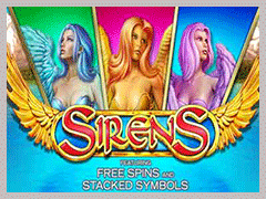 Sirens-Slot-Machine