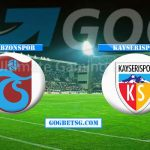 Prediction Trabzonspor vs Kayserispor – 7/5/2019 Football Betting Tips