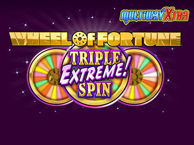 Wheel of Fortune Triple Extreme Spin1