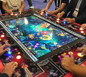 Play Fish Table Game Online