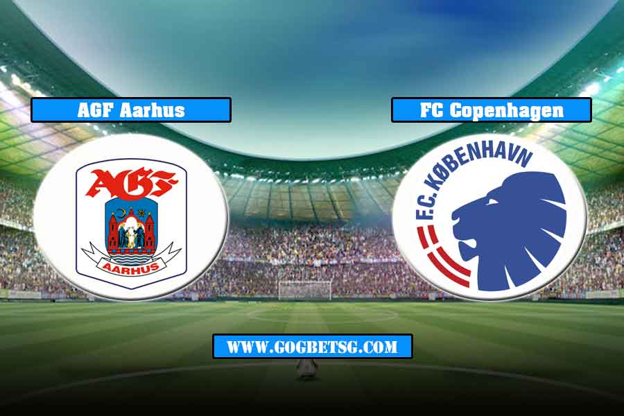 Prediction AGF Aarhus vs FC Copenhagen – 29/10/2019 Football betting tips