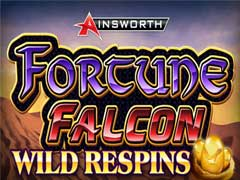 Fortune Falcon Wild Respins Slots