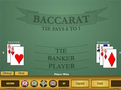 Whether It Is Easy Or Hard To Make Money By Playing Online Baccarat?