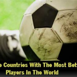Five Countries With The Most Betting Players In The World3