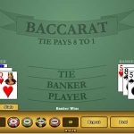 Why Do You Always Lose When Playing Online Baccarat?