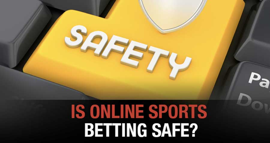 is online sports betting safe ?